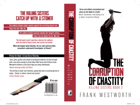Corruption of ChastityJKT