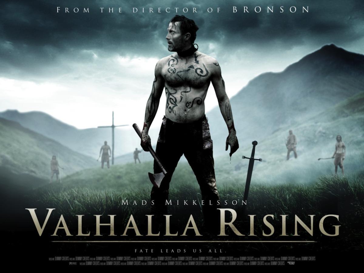 Valhalla Rising Norse Noir Murdermayhemmore
